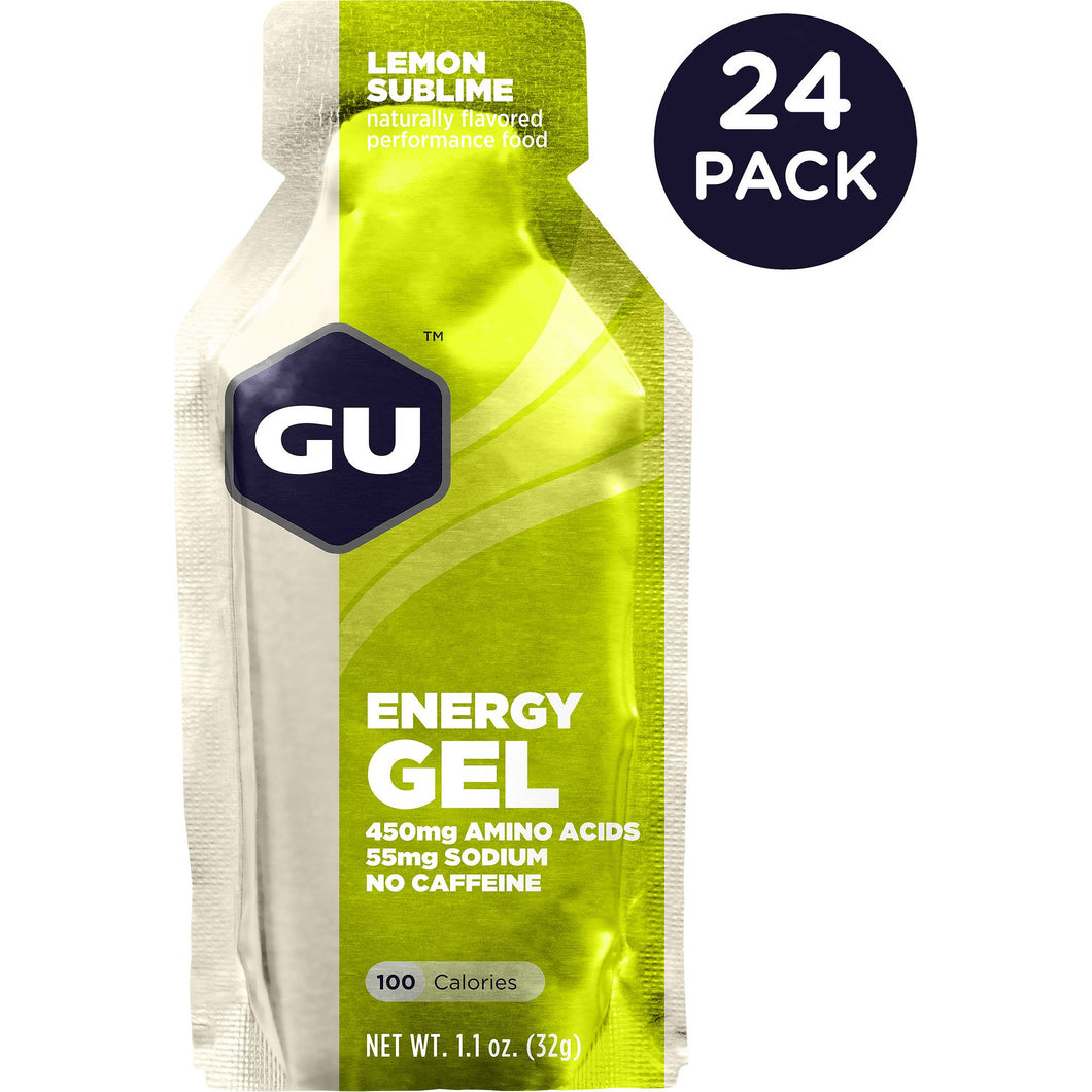GU Energy Gel 24-Pack