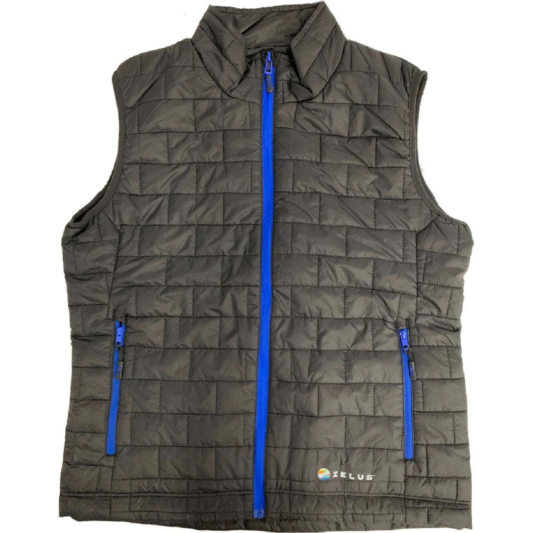 Men's | Zelus Rainier Puffy Vest