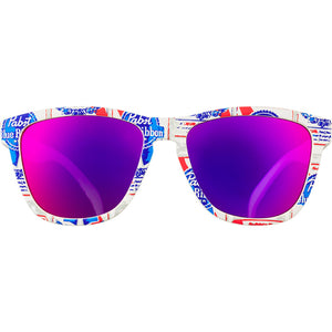 goodr x PBR Running Sunglasses