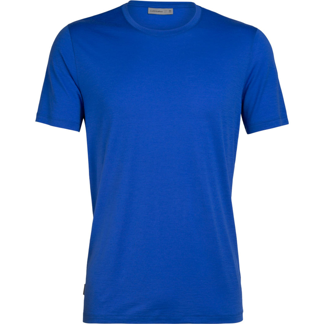 Men's | Icebreaker Tech Lite Short Sleeve Crewe