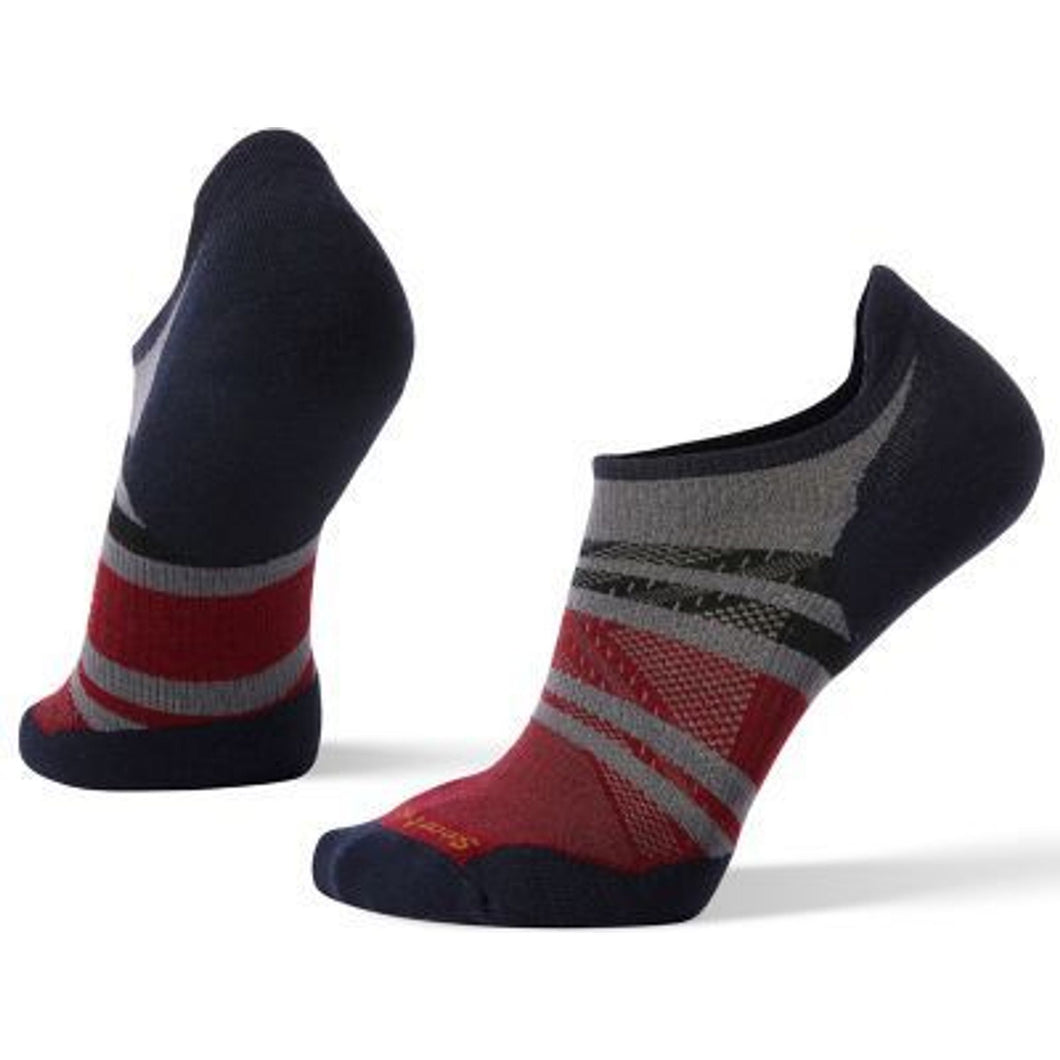 Men's | Smartwool PhD® Run Light Elite Pattern Micro Socks