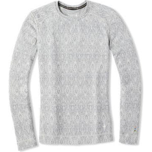 Women's | Smartwool Merino 250 Base Layer Pattern Crew