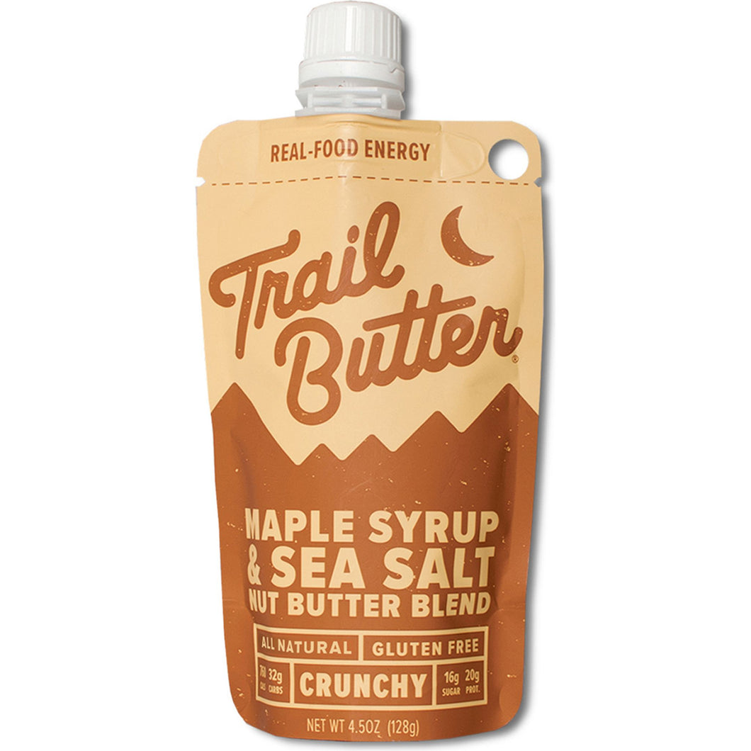Trail Butter Maple Syrup & Sea Salt -- Big Squeeze