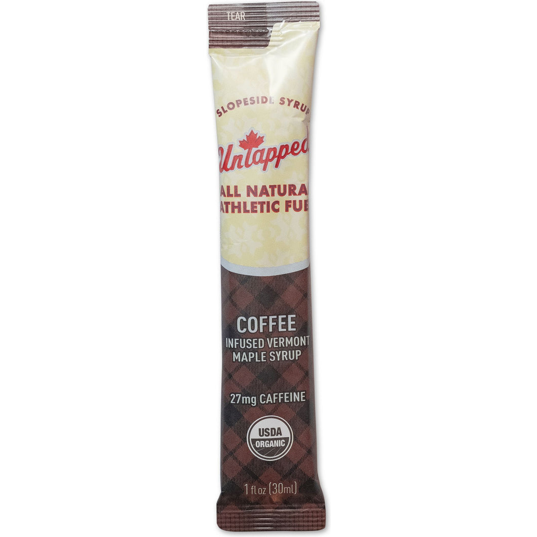 Untapped Coffee Gel Packet