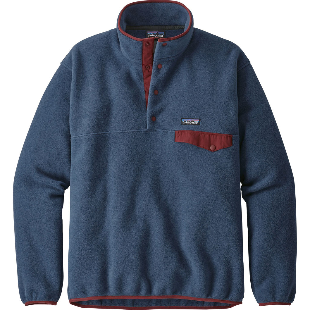 Men's | Patagonia Lightweight Synchilla® Snap-T® Fleece Pullover