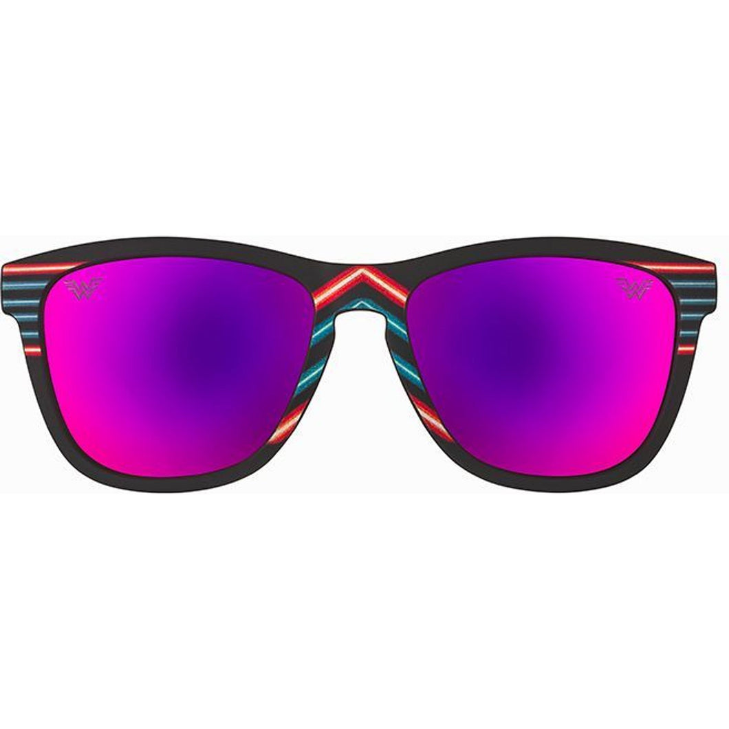 goodr Wonder Woman 1984 Running Sunglasses