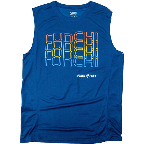 Men's | Fleet Feet runCHI Singlet - Chicago