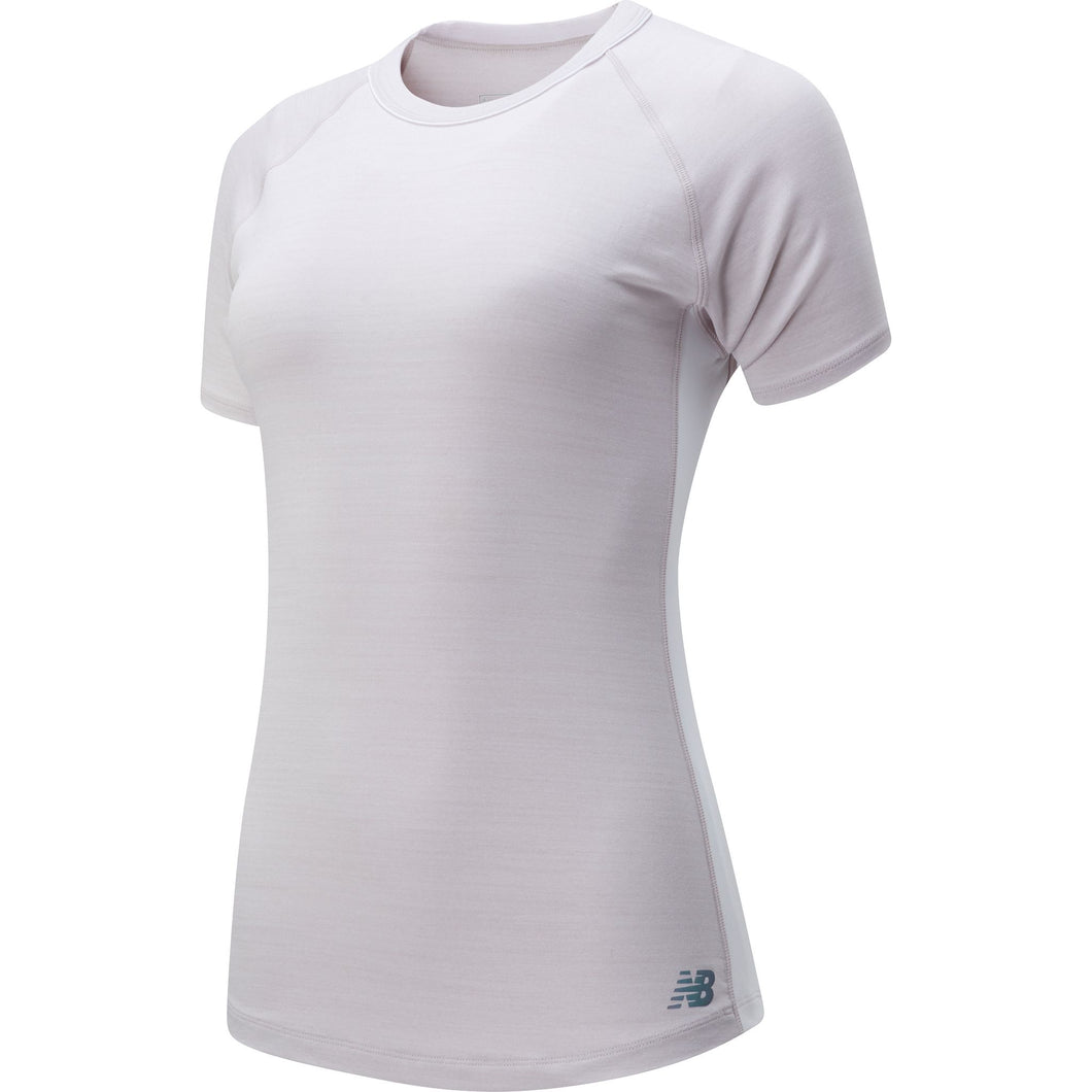 Women's | New Balance Q Speed Seasonless Short Sleeve