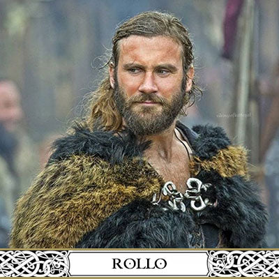 Rollo ou Rollon de Normandie | Le premier Duke viking
