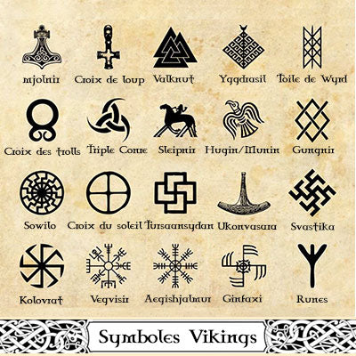 Symboles Vikings Origines et Significations | Viking Héritage