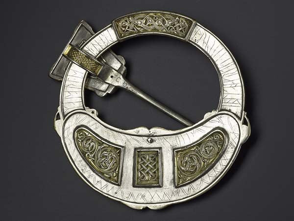 Broche viking Hunterston