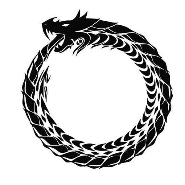 Symboles Vikings Origines et Significations Ouroboros | Viking Héritage