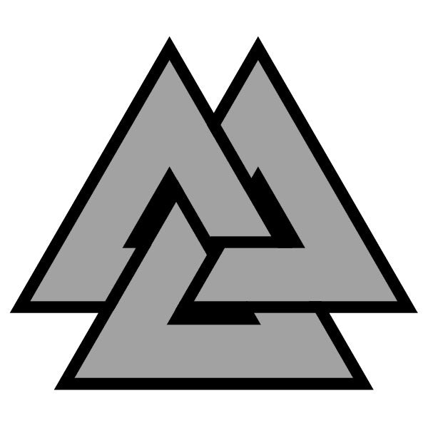 Symboles Vikings Origines et Significations Valknut | Viking Héritage