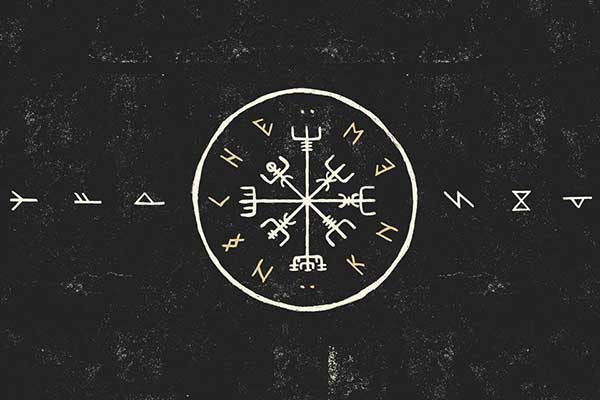 Vegvisir signification des branches