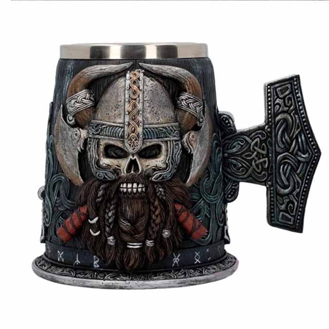 MUG GUERRIER VIKING
