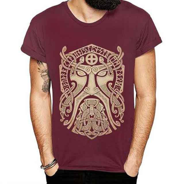 T-SHIRT VIKING THOR