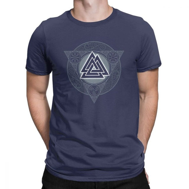 T-SHIRT VIKING VALKNUT