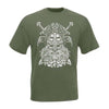 T SHIRT VIKING ODIN-Viking Héritage