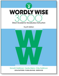 Wordly Wise 3000: Student Book 2 (4th Edition)