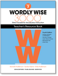 Wordly Wise 3000: Teacher's Resource Book 7 (4th Edition)