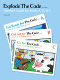 Explode the Code: Teacher's Guide for Books A, B, & C