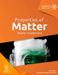 Properties of Matter Teacher Supplement (God's Design for Chemistry & Ecology, 4th Edition)