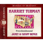 Harriet Tubman: Freedombound (Heroes of History Series) (CD)