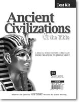 Testing Kit: Ancient Civilizations and the Bible (History Revealed)