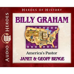 Billy Graham: America's Pastor (Heroes of History Series) (CD)