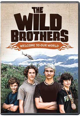 Wild Brothers: Welcome to Our World (DVD - Adventure #1)