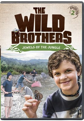 Wild Brothers: Jewels of the Jungle (DVD - Adventure #2)