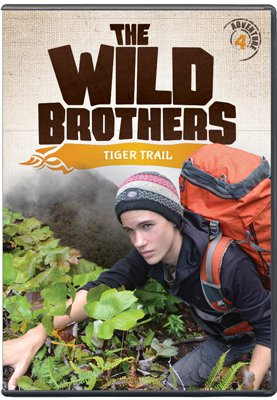 Wild Brothers: Tiger Trail (DVD - Adventure #4)