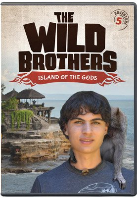 Wild Brothers: Island of the Gods (DVD - Adventure #5)