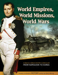 Student Manual: World Empires, World Missions, World Wars (History Revealed)