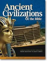 Student Manual: Ancient Civilizations and the Bible (History Revealed)