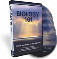 Biology 101 (4-DVD Set)