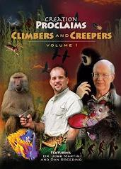 Climbers and Creepers (Creation Proclaims, Vol. I) (DVD) [DAMAGED CASE]