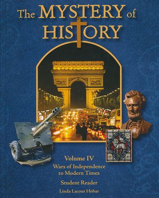 Mystery of History 4 - Student Reader & CD-ROM Companion Guide [DAMAGED COVER]