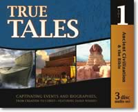 True Tales: Ancient Civilizations and the Bible (History Revealed)