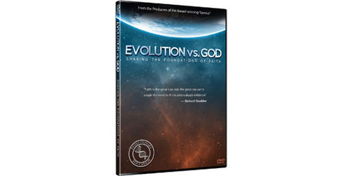 Evolution Vs. God (DVD)