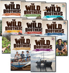 Wild Brothers Adventures (8-DVD Set)