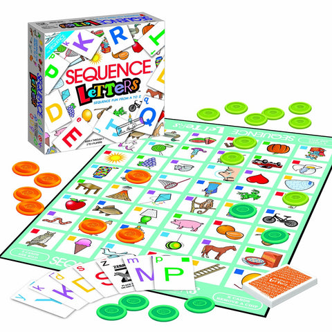 Sequence Letters Game