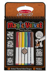 Animals Magic Velvet Poster Book