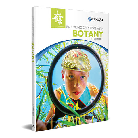 Exploring Creation with Botany (2nd Edition): Textbook
