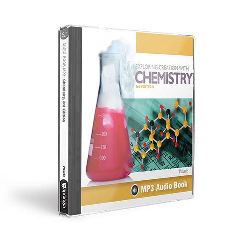 Exploring Creation with Chemistry (3rd Edition): MP3 Audio CD