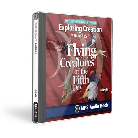 Exploring Creation with Zoology 1: MP3 Audio CD