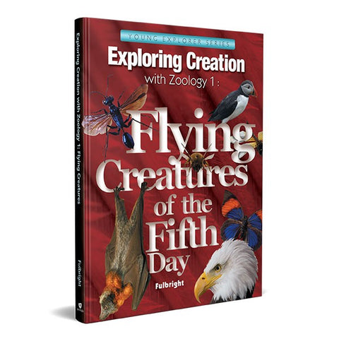 Exploring Creation with Zoology 1: Textbook