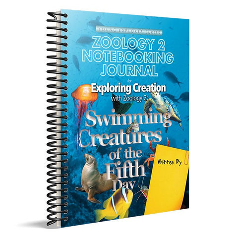 Exploring Creation with Zoology 2: Notebooking Journal