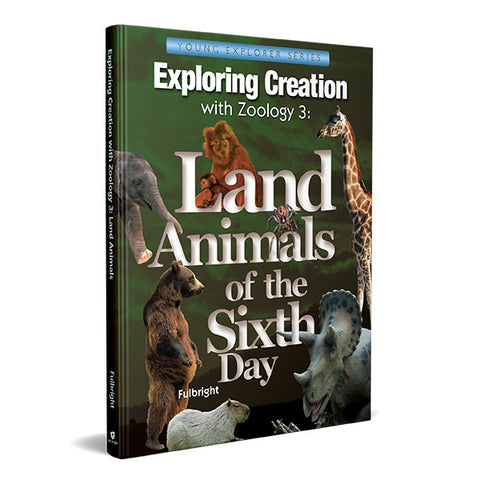 Exploring Creation with Zoology 3: Textbook