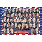 Presidents of the USA Floor Puzzle